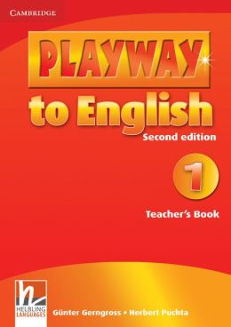 Playway to English Level 1 Teacher's Book
