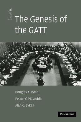 The Genesis of the GATT