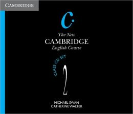The New Cambridge English Course Level 2 Class Audio CDs (3)
