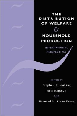 The Distribution of Welfare and Household Production: International Perspectives
