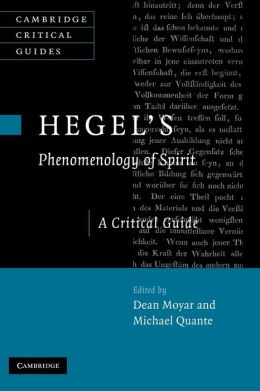 Hegel's Phenomenology of Spirit: A Critical Guide