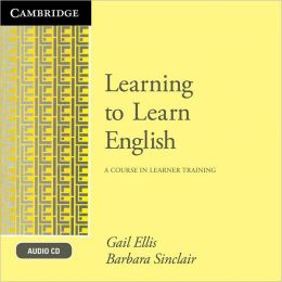 Learning to Learn English Audio CD: A Course in Learner Training
