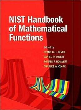 NIST Handbook of Mathematical Functions