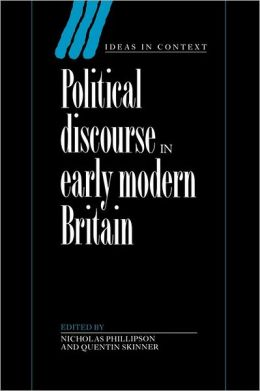 Political Discourse in Early Modern Britain