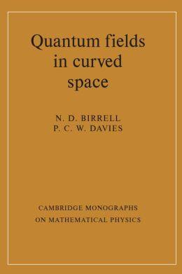 Quantum Fields in Curved Space