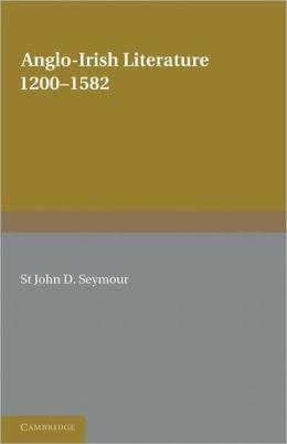 Anglo-Irish Literature, 1200-1582