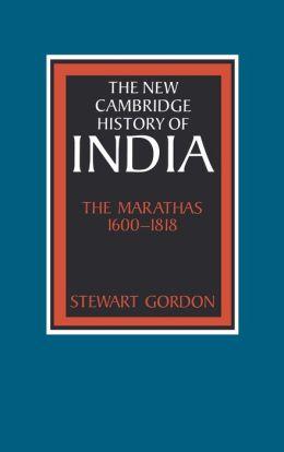 The Marathas 1600-1818