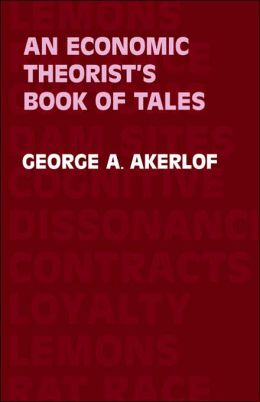 An Economic Theorist's Book of Tales