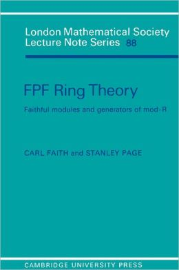 FPF Ring Theory: Faithful Modules and Generators of Mod-R