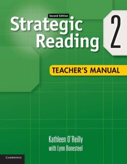 Strategic Reading Level 2 Teacher's Manual