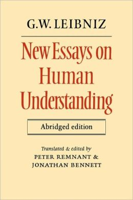 New Essays on Human Understanding Abridged edition