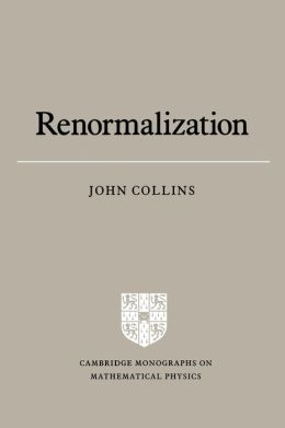 Renormalization: An Introduction to Renormalization, the Renormalization Group and the Operator-Product Expansion