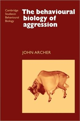 The Behavioural Biology of Aggression