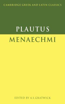 Plautus: Menaechmi