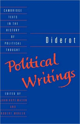 Diderot: Political Writings