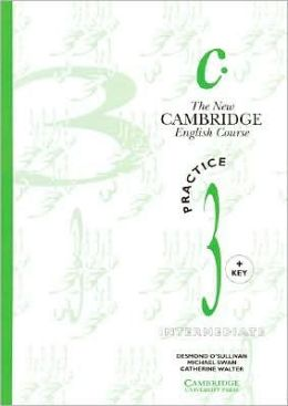 The New Cambridge English Course 3 Practice book with key