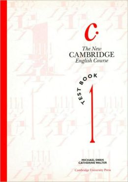 The New Cambridge English Course 1 Test book
