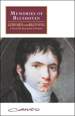 Memories of Beethoven: From the House of the Black-Robed Spaniards