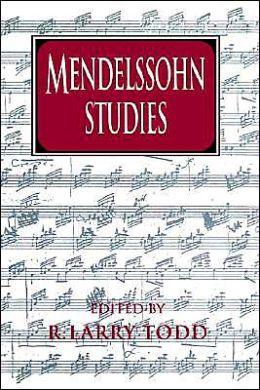 Mendelssohn Studies