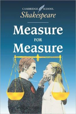 Measure for Measure (Cambridge School Shakespeare Series)