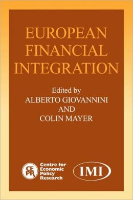 European Financial Integration