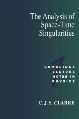 The Analysis of Space-Time Singularities