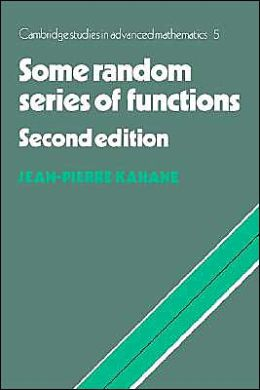 Some Random Series of Functions
