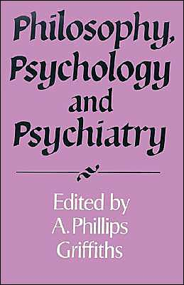 Philosophy, Psychology and Psychiatry
