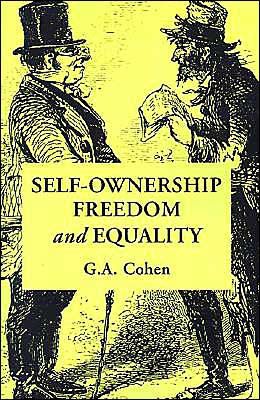 Self-Ownership, Freedom, and Equality