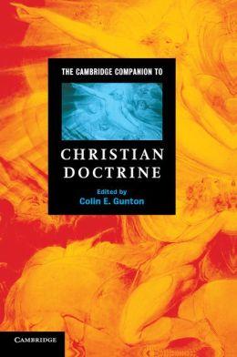The Cambridge Companion to Christian Doctrine