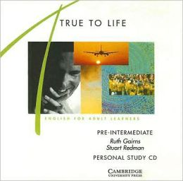 True to Life Pre-intermediate Personal study audio CD: English for Adult Learners