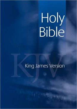 KJV Standard Text Black Hardcover 40