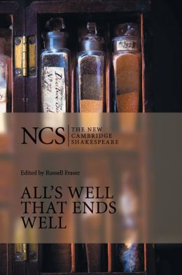 All's Well that Ends Well (The New Cambridge Shakespeare series)