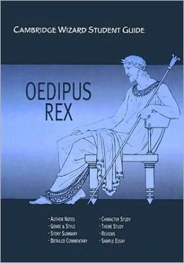 Cambridge Wizard Student Guide Oedipus Rex