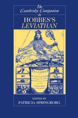 The Cambridge Companion to Hobbes's Leviathan