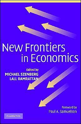 New Frontiers in Economics