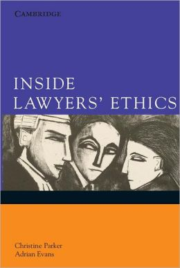 Inside Lawyers' Ethics