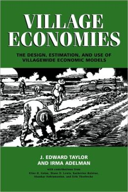 Village Economies: The Design, Estimation, and Use of Villagewide Economic Models