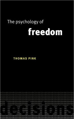 The Psychology of Freedom