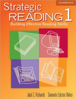 Strategic Reading 1 Student's book: Building Effective Reading Skills