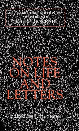 Notes on Life and Letters