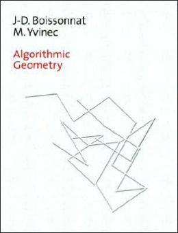 Algorithmic Geometry