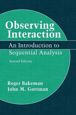 Observing Interaction: An Introduction to Sequential Analysis
