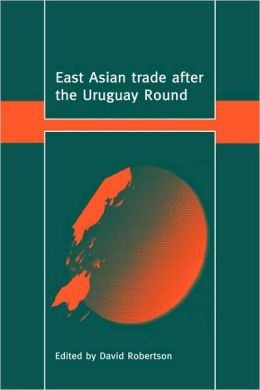 East Asian Trade after the Uruguay Round