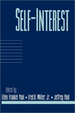 Self-Interest: Volume 14, Part 1