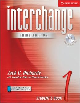 Interchange Student's Book 1 with Audio CD