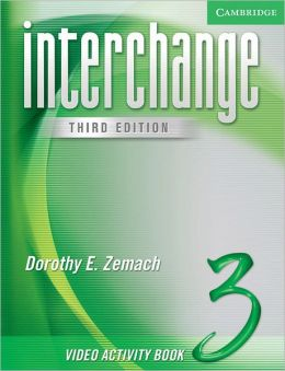 Interchange Video Activity Book 3
