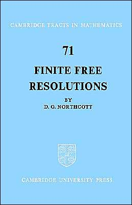 Finite Free Resolutions