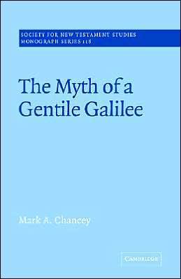 The Myth of a Gentile Galilee