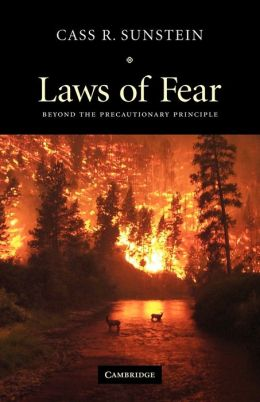Laws of Fear: Beyond the Precautionary Principle